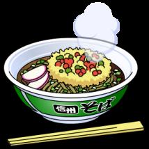 カップ麺(蕎麦)